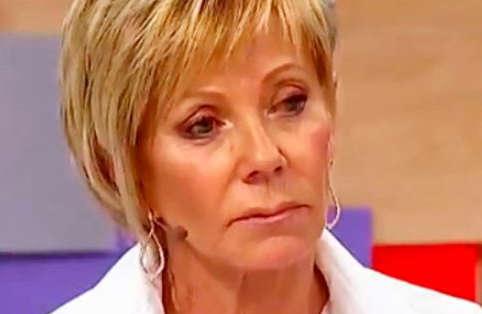 """Raquel Argandoña perdió los estribos en fuerte round con director del  diario La Cuarta por """"pololo secreto"""" de Kel 9137cb660d6"""