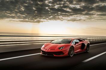 2019 Lamborghini Aventador Interior Features Msn Autos