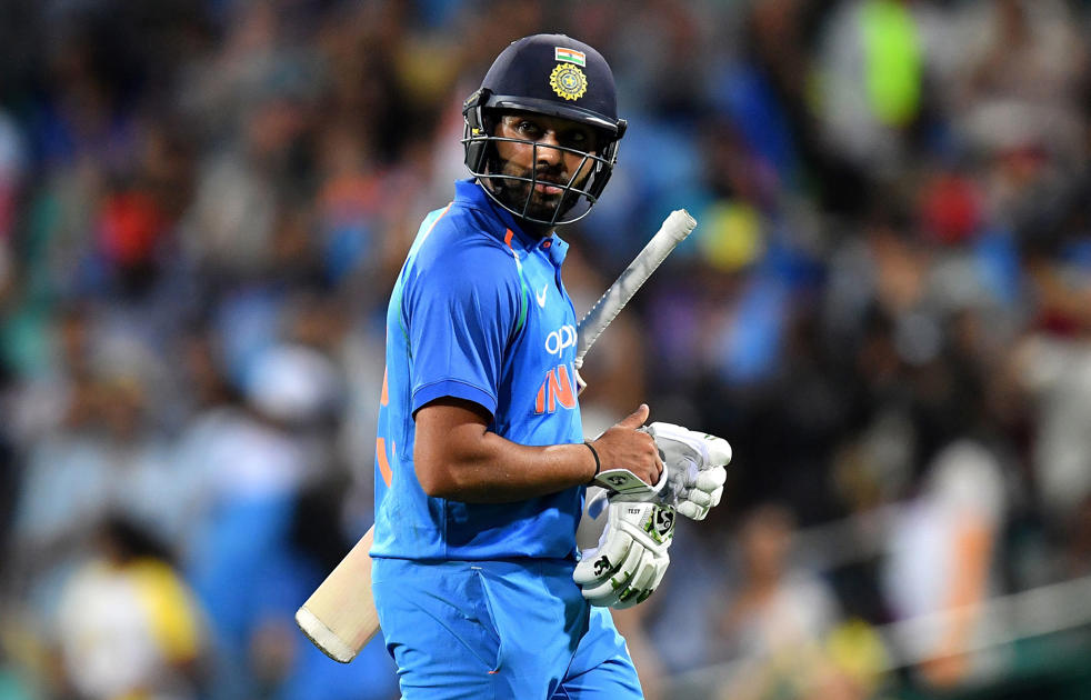 Stats Rohit Sharma Breaks Numerous Records At Sydney