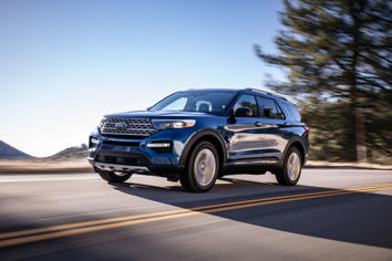 2020 Ford Explorer Platinum 4wd Overview Msn Autos