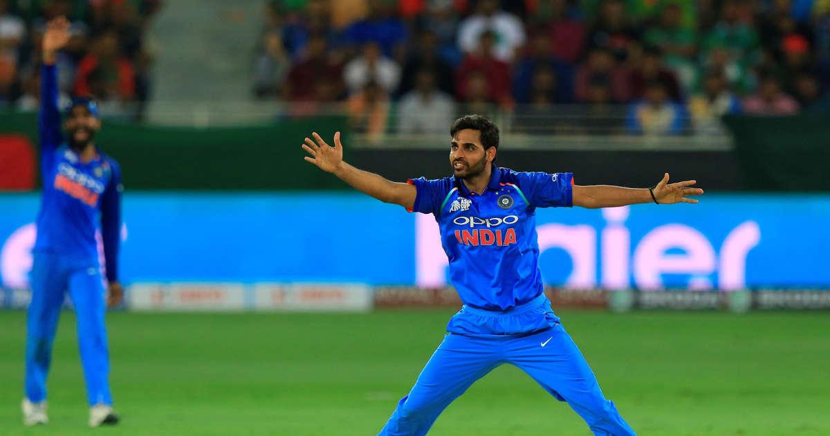 India vs Australia: Bhuvneshwar Kumar 5th slowest Indian to