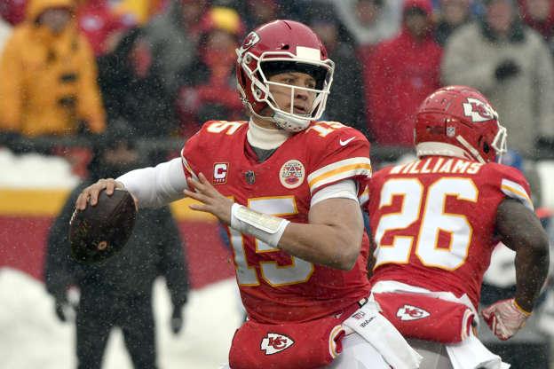 4788c71e2 Jay Biggerstaff-USA TODAY Sports Kansas City Chiefs quarterback Patrick  Mahomes