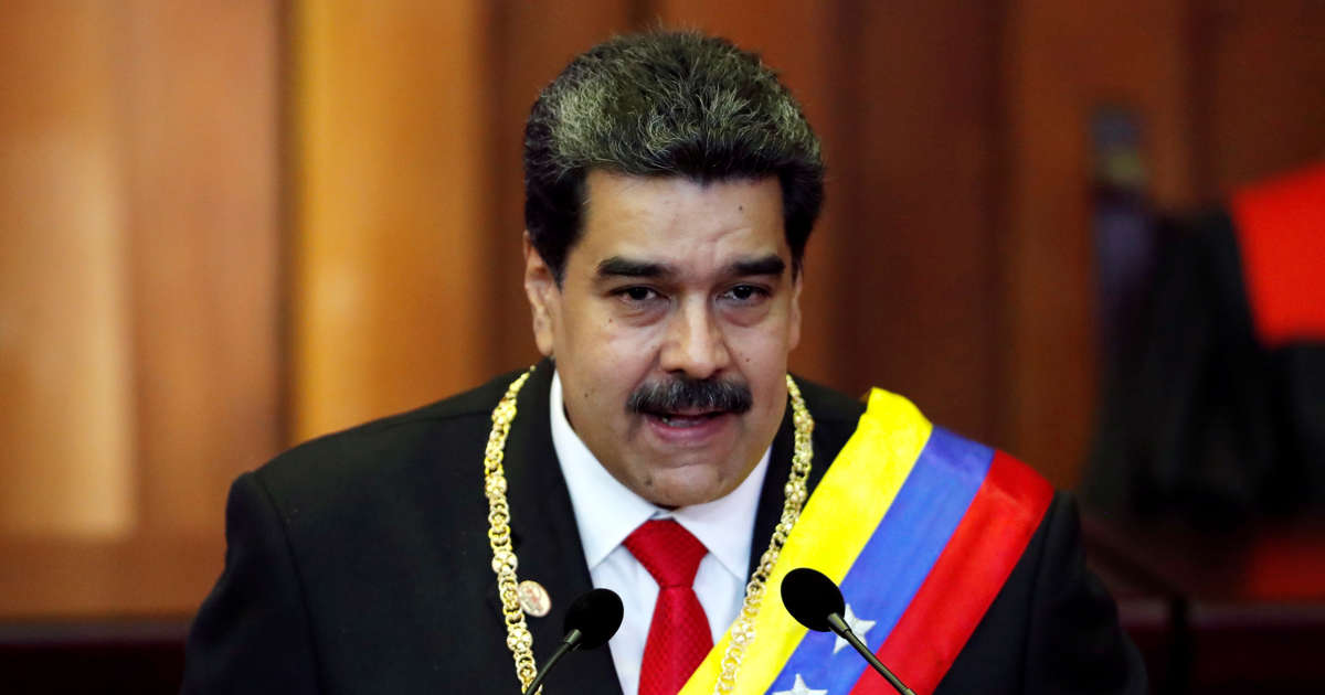 4c62f81be9bf As protests threaten Maduro's power, his government punishes once-loyal  slums