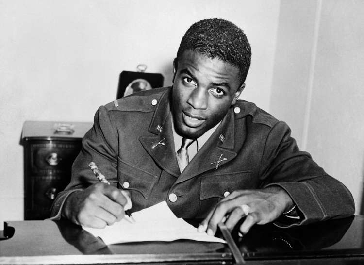 Jackie Robinson Life In Pictures