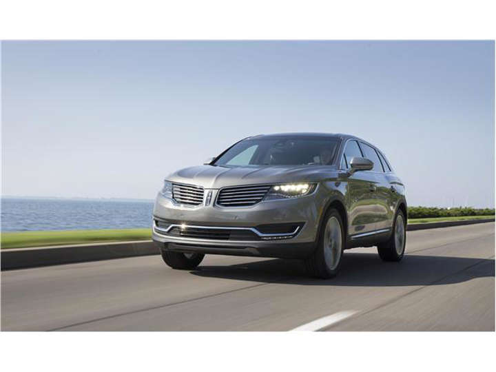 Lincoln Suv 2018 >> 2018 Lincoln Mkx What You Need To Know