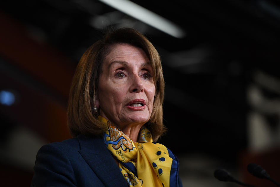 Opinions | There is only one way to break Trump's pathology. Pelosi has found it.