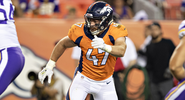 detailed look 3e0c2 4de58 Josey Jewell #47 News, Stats, Photos - Denver Broncos - NFL ...