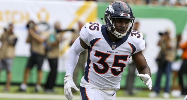 96e7f381556 Dymonte Thomas #35 News, Stats, Photos - Denver Broncos - NFL - MSN ...