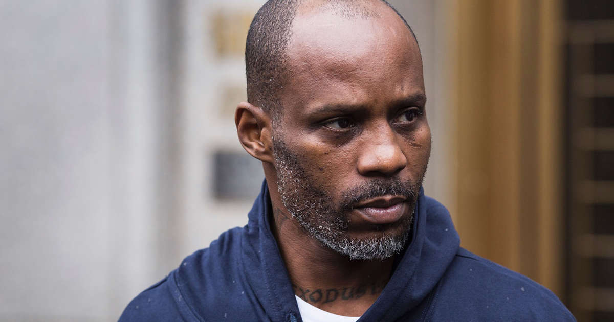 DMX released from federal prison after a year
