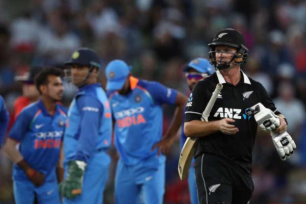 India vs New Zealand, 2nd ODI Live Cricket Score