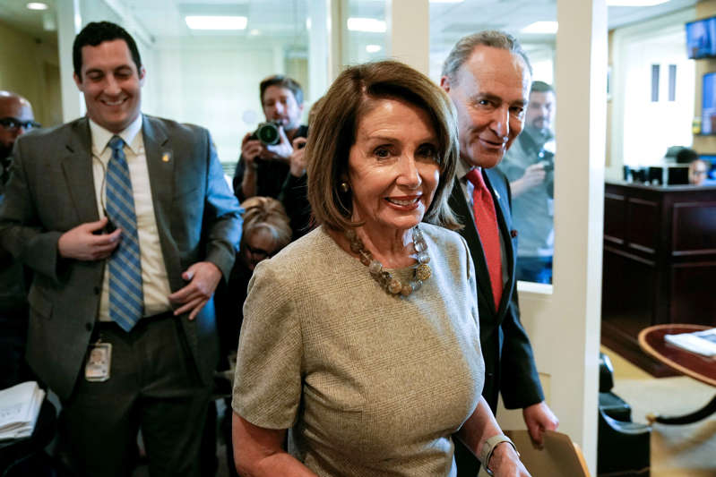 House Approves Bill to Reopen the Government, Sends Measure to Trump For His Signature BBSKrGl