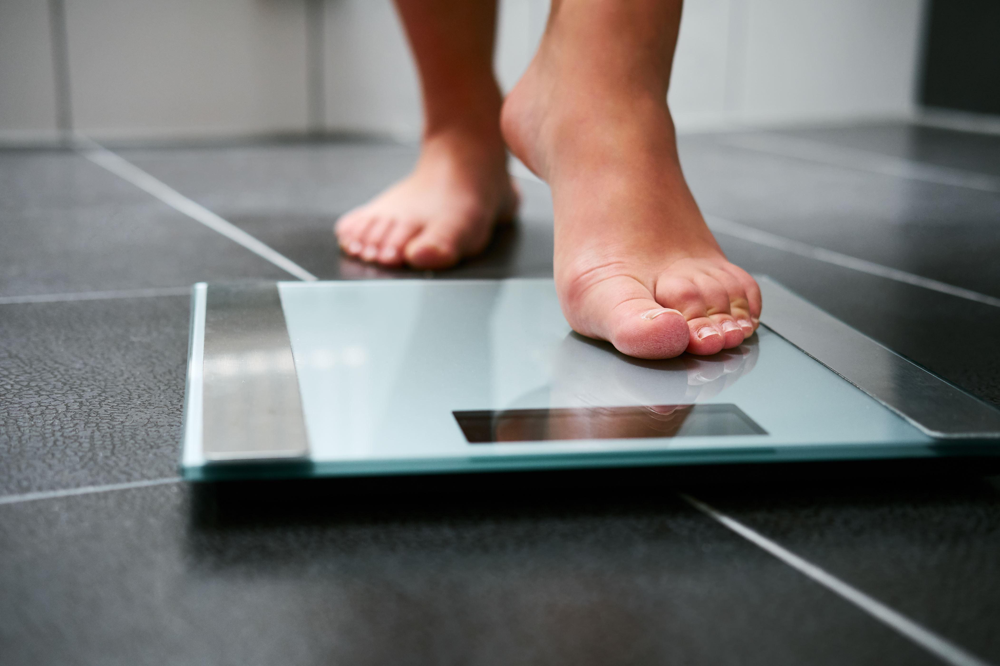 Matras Zware Mensen : Mogen te zware mensen tevreden zijn met hun gewicht