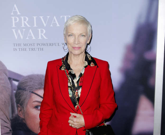 Annie Lennox: 'We need to all fight for women's rights'