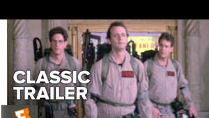 a group of people posing for a photo: Check out the official Ghostbusters (1984) trailer starring Bill Murray! Let us know what you think in the comments below. ► Buy or Rent on FandangoNOW: https://www.fandangonow.com/details/movie/ghostbusters-1984/1MVe81e4de7712497c9706da8335dafeadc?ele=searchresult&elc=ghostbusters&eli=0&eci=movies?cmp=MCYT_YouTube_Desc   Starring: Bill Murray, Dan Aykroyd, Sigourney Weaver  Directed By: Ivan Reitman Synopsis: Three former parapsychology professors set up shop as a unique ghost removal service.  Watch More Classic Trailers:  ► Horror Films: http://bit.ly/2D21x45 ► Comedies: http://bit.ly/2qTCzPN ► Sci-Fi Movies: http://bit.ly/2msyb5C  Fuel Your Movie Obsession:  ► Subscribe to CLASSIC TRAILERS: http://bit.ly/2D01HJi ► Watch Movieclips ORIGINALS: http://bit.ly/2D3sipV ► Like us on FACEBOOK: http://bit.ly/2DikvkY  ► Follow us on TWITTER: http://bit.ly/2mgkaHb ► Follow us on INSTAGRAM: http://bit.ly/2mg0VNU  Subscribe to the Fandango MOVIECLIPS CLASSIC TRAILERS channel to rediscover all your favorite movie trailers and find a classic you may have missed.