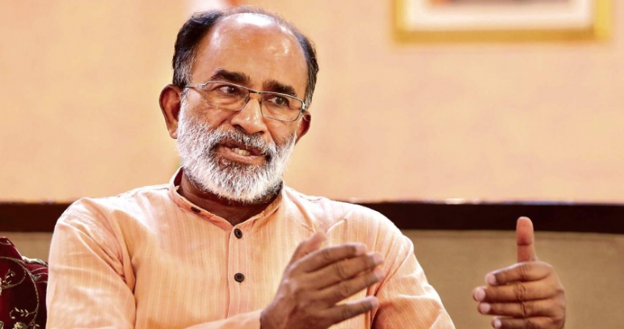 Backstabbing in DNA of Malayalees: Union Minister Alphons