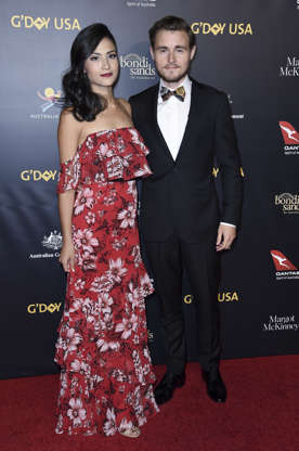 Red carpet fashion from the 2019 G'Day USA Gala