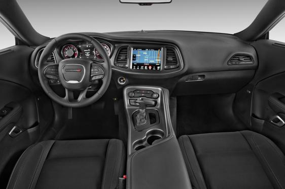 2018 Dodge Challenger Interior Photos Msn Autos