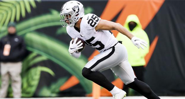 purchase cheap ba271 a2033 Erik Harris #25 News, Stats, Photos - Oakland Raiders - NFL ...