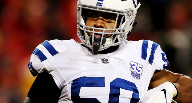 Hot Anthony Walker #50 News, Stats, Photos Indianapolis Colts NFL  hot sale