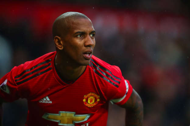 f8149d573 In praise of Ashley Young: Manchester United's best outfielder in the  post-Ferguson era
