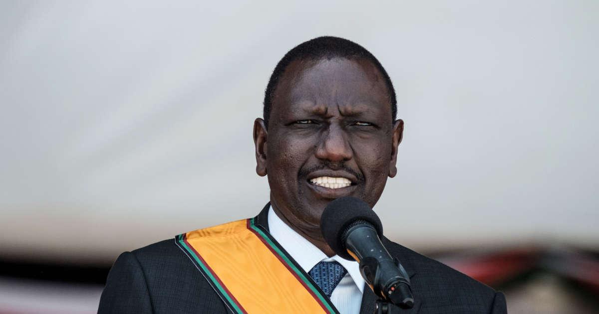 Ruto goes after defiant agencies 113c7bbf4a5