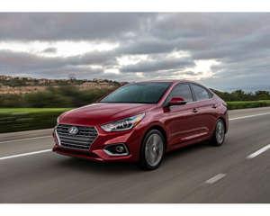 2019 Hyundai Accent Se 4 Door 6 Speed Manual Reviews Msn Autos