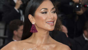 Singer Nicole Scherzinger poses for photographers upon arrival at the premiere of the film 'BlacKkKlansman' at the 71st international film festival, Cannes, southern France, Monday, May 14, 2018. (Photo by Arthur Mola/Invision/AP)