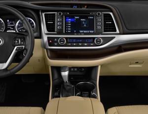 2019 Toyota Highlander Interior Photos Msn Autos