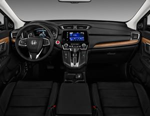 2019 Honda Cr V Ex L Awd Interior Photos Msn Autos