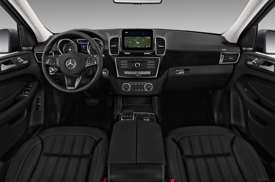 2018 Mercedes Benz Gls Class Gls550 Interior Photos Msn Autos
