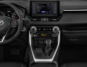 2019 Toyota Rav4 Xle Fwd Interior Photos Msn Autos