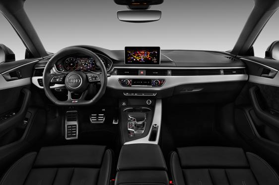 2019 Audi A5 Sportback Interior Photos Msn Autos
