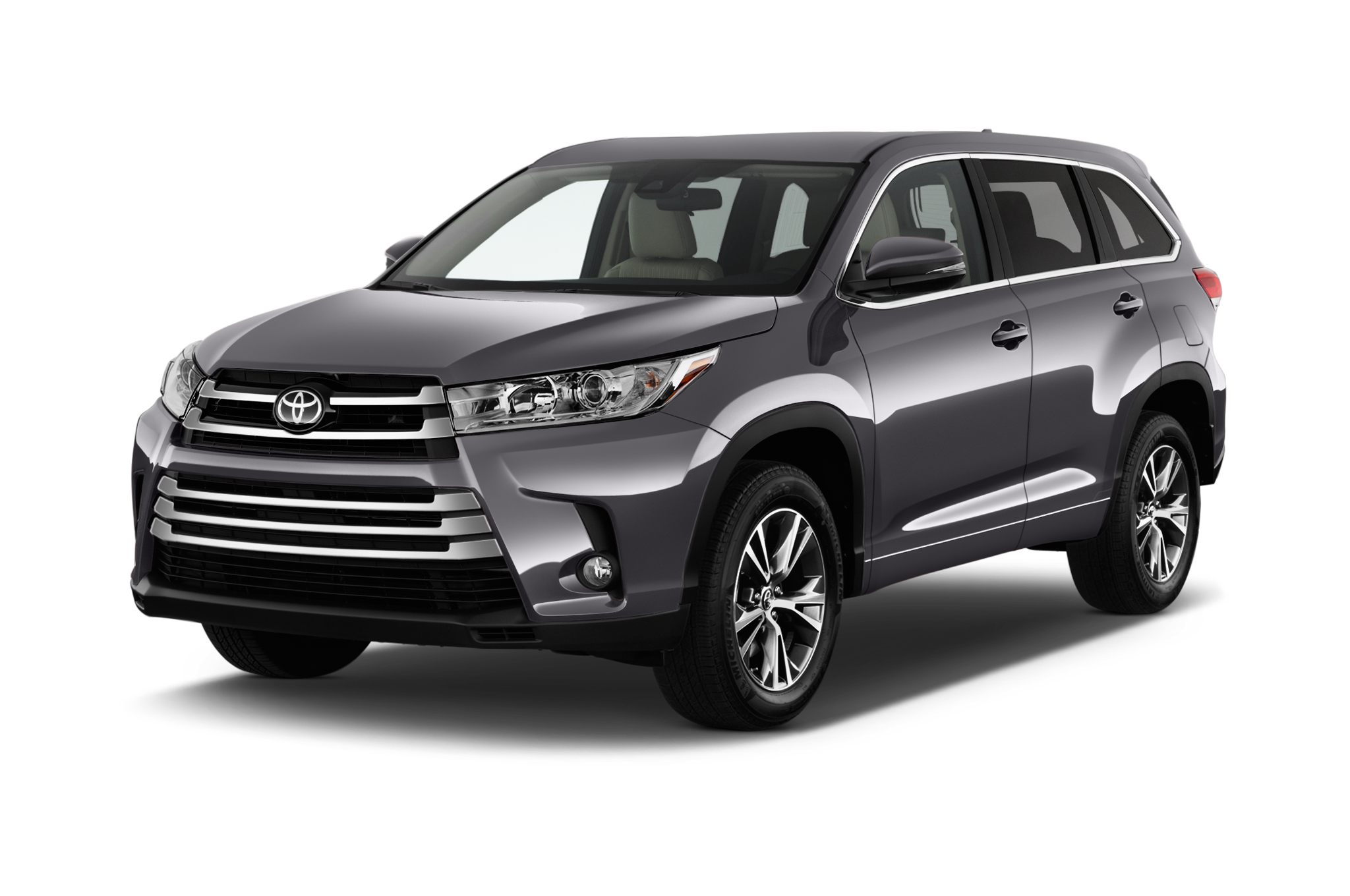 2019 toyota highlander interior photos msn autos. Black Bedroom Furniture Sets. Home Design Ideas