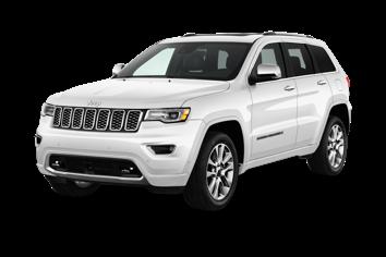 2018 Jeep Grand Cherokee Overland 4WD Options - MSN Autos