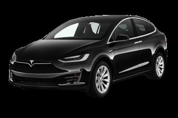 2017 Tesla Model X P100d Exterior Features Msn Autos