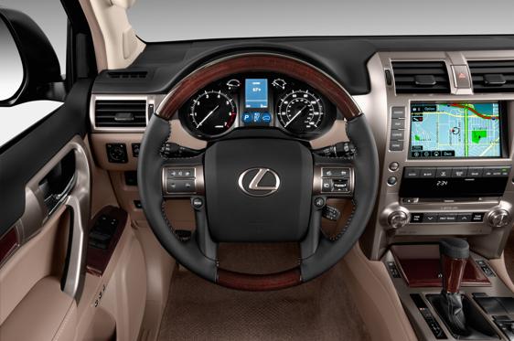 2018 Lexus GX 460 LUXURY Interior Photos - MSN Autos