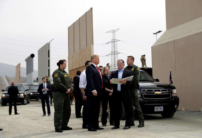 GOP Senator: 'Wall Won't Get Built' If Trump Declares Emergency BBSchOP