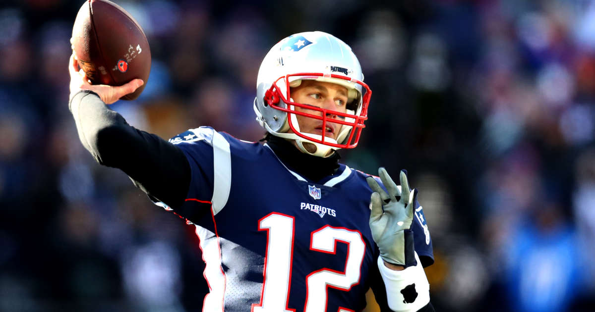 1d1affa5ba0 Tom Brady is far from finished