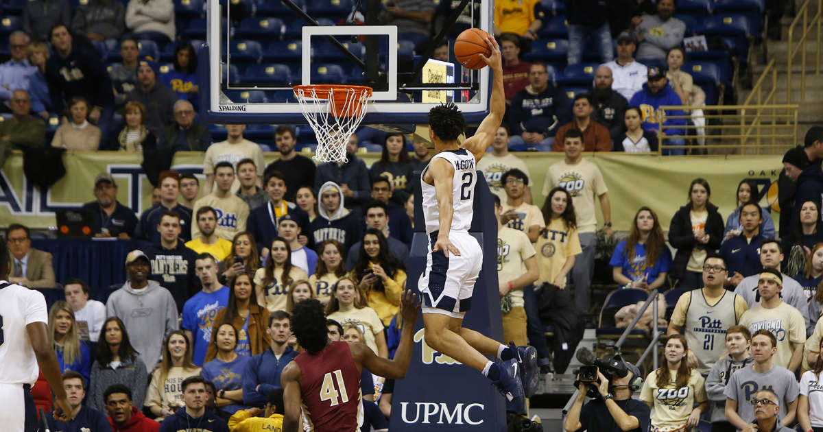 McGowens leads Pitt to 75-62 upset of No  11 Florida State