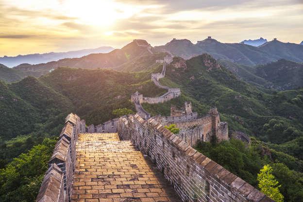 kínai nagy fal - krónika
