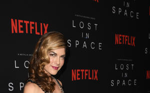 Cast member Selma Blair arrives for Netflix's Lost In Space Season 1 Premiere event in Los Angeles, California on April 9, 2018. / AFP PHOTO / FREDERIC J. BROWN        (Photo credit should read FREDERIC J. BROWN/AFP/Getty Images)