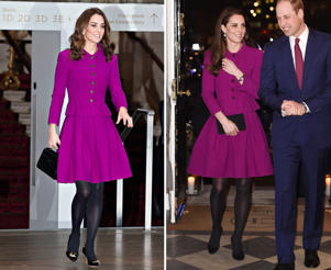 Catherine Duchess of Cambridge visit to the Royal Opera House, London, UK - 16 Jan 2019  Guild of Health Writers Conference with Heads Together, London, UK - 06 Feb 2017