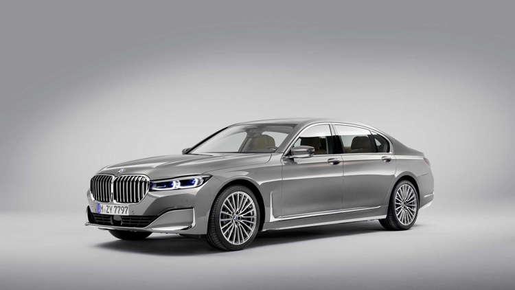 Next BMW 7 Series Could Ditch V8, V12 Engines