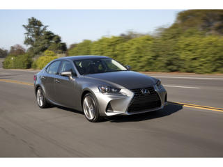 2018 Lexus Is Interior 360 Degree View Msn Autos