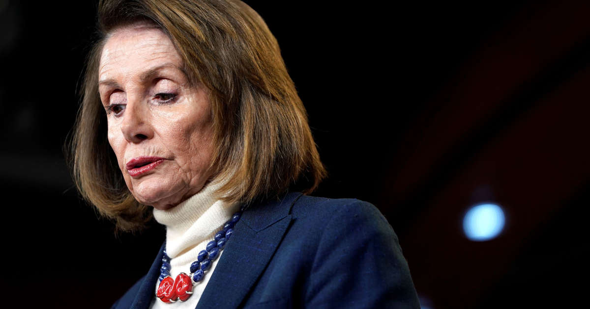 Trump denies Pelosi aircraft for planned trip abroad