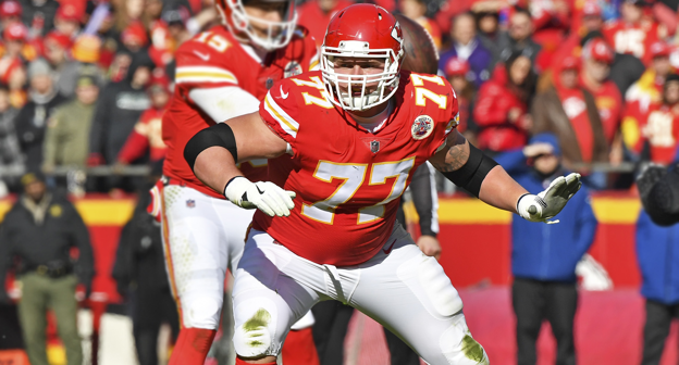 official photos 78276 704f7 Andrew Wylie #77 News, Stats, Photos - Kansas City Chiefs ...