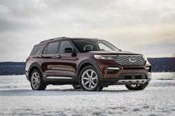 First Look: The 2020 Ford Explorer