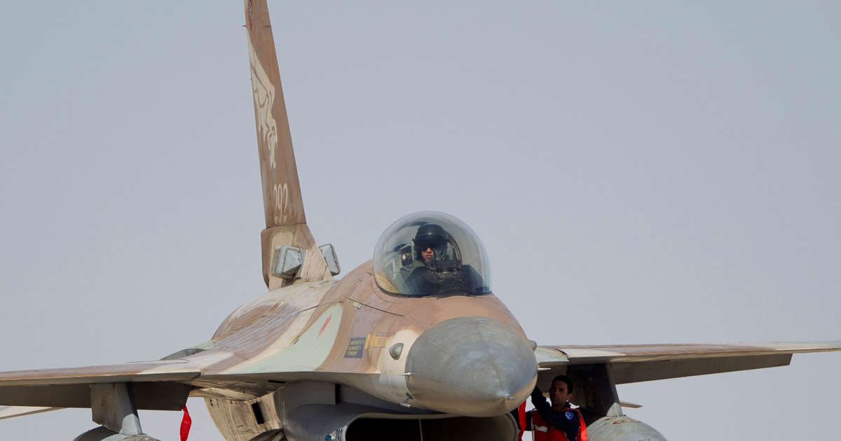 Israeli military strikes Iranian targets in Syria