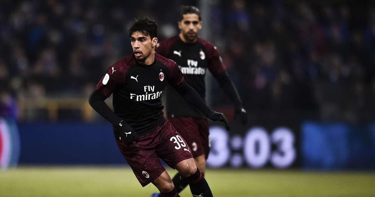 de79072634 Genoa x Milan  Paquetá aplica linda lambreta e deixa adversário na saudade   assista