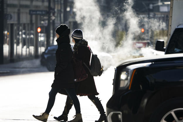 I Was Swept By Real Blast From Past >> Cold Blast To Freeze Midwest Northeast Following Weekend Storm